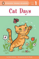 Book cover of CAT DAYS