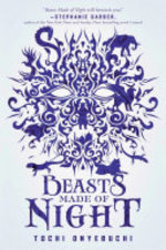 Book cover of BEASTS MADE OF NIGHT