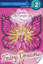 Book cover of BARBIE FAIRY DREAMS