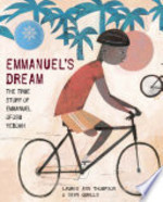 Book cover of EMMANUEL'S DREAM THE TRUE STORY OF EMMA