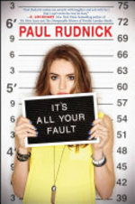 Book cover of IT'S ALL YOUR FAULT