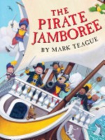 Book cover of PIRATE JAMBOREE