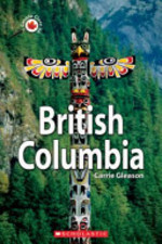 Book cover of CANADA CLOSE UP BRITISH COLUMBIA