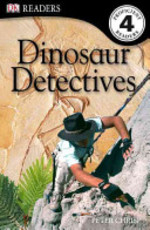 Book cover of DINOSAUR DETECTIVES