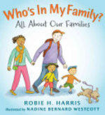 Book cover of WHO'S IN MY FAMILY
