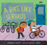Book cover of BIKE LIKE SERGIO'S