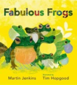 Book cover of FABULOUS FROGS