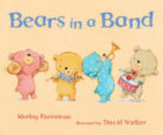 Book cover of BEARS IN A BAND
