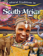 Book cover of CULTURAL TRADITIONS IN SOUTH AFRICA