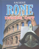 Book cover of ANCIENT ROME INSIDE OUT
