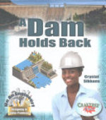 Book cover of DAM HOLDS BACK