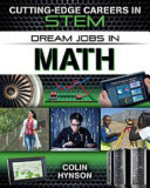 Book cover of DREAM JOBS IN MATH