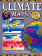 Book cover of CLIMATE MAPS