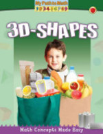 Book cover of 3-D SHAPES