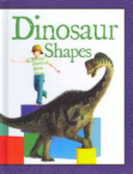 Book cover of DINOSAUR SHAPES