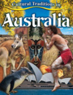 Book cover of CULTURAL TRADITIONS IN AUSTRALIA