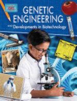 Book cover of GENETIC ENGINEERING & DEVELOPMENTS IN BI