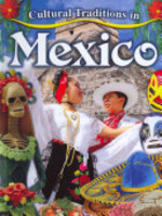 Book cover of CULTURAL TRADITIONS IN MEXICO