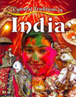 Book cover of CULTURAL TRADITIONS IN INDIA