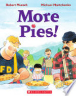 Book cover of MORE PIES