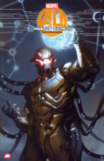 Book cover of AGE OF ULTRON COMPANION