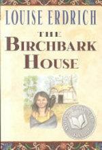 Book cover of BIRCHBARK HOUSE