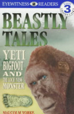 Book cover of BEASTLEY TALES YETI BIGFOOT & LOCH NESS