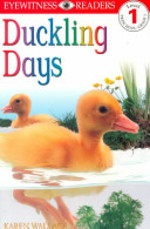 Book cover of DUCKLING DAYS