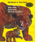 Book cover of BABY BEAR BABY BEAR WHAT DO YOU SEE