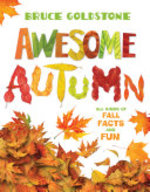 Book cover of AWESOME AUTUMN