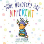 Book cover of SOME MONSTERS ARE DIFFERENT