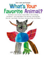 Book cover of WHAT'S YOUR FAVORITE ANIMAL