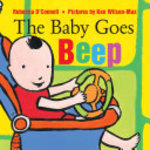 Book cover of BABY GOES BEEP