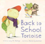 Book cover of BACK TO SCHOOL TORTOISE