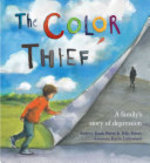 Book cover of COLOR THIEF
