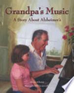 Book cover of GRANDPA'S MUSIC