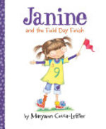 Book cover of JANINE & THE FIELD DAY FINISH