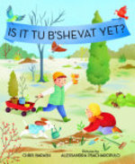 Book cover of IS IT TU B'SHEVAT YET