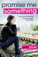 Book cover of PROMISE ME SOMETHING