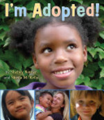 Book cover of I'M ADOPTED