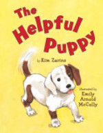 Book cover of HELPFUL PUPPY