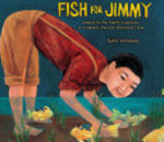 Book cover of FISH FOR JIMMY