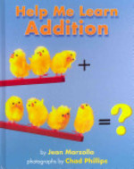 Book cover of HELP ME LEARN ADDITION
