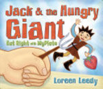 Book cover of JACK & THE HUNGRY GIANT