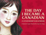 Book cover of DAY I BECAME A CANADIAN