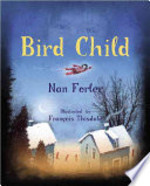 Book cover of BIRD CHILD