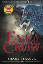 Book cover of BOY SHERLOCK 01 EYE OF THE CROW