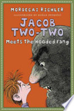 Book cover of JACOB TWO-TWO MEETS THE HOODED FANG