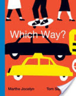 Book cover of WHICH WAY