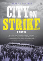 Book cover of CITY ON STRIKE